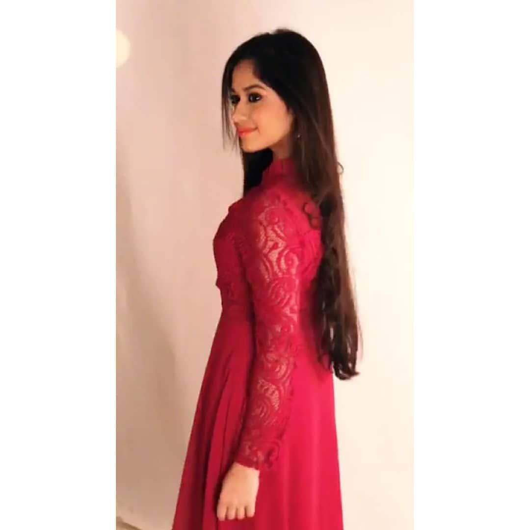 Jannat zubair pink dress  Jannat Zubairus die hard fan on Instagram ucJannat Img source
