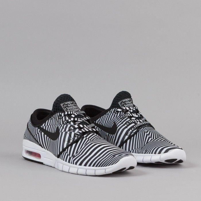 Nike Stefan Janoski Max Dazzle Qs Shoes