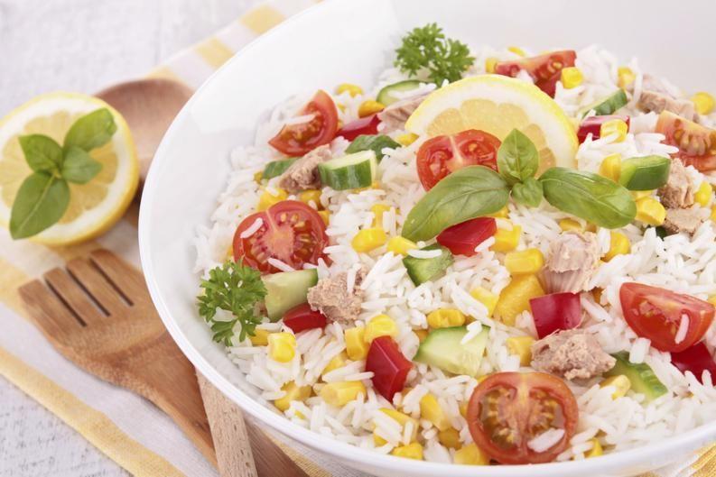 6 ideas para cocinar con el arroz de ayer | Recetas Faciles | Pinterest