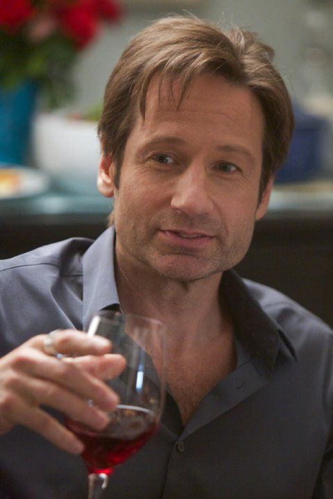 DAVID DUCHOVNY is my second favorite actor. He is really handsome