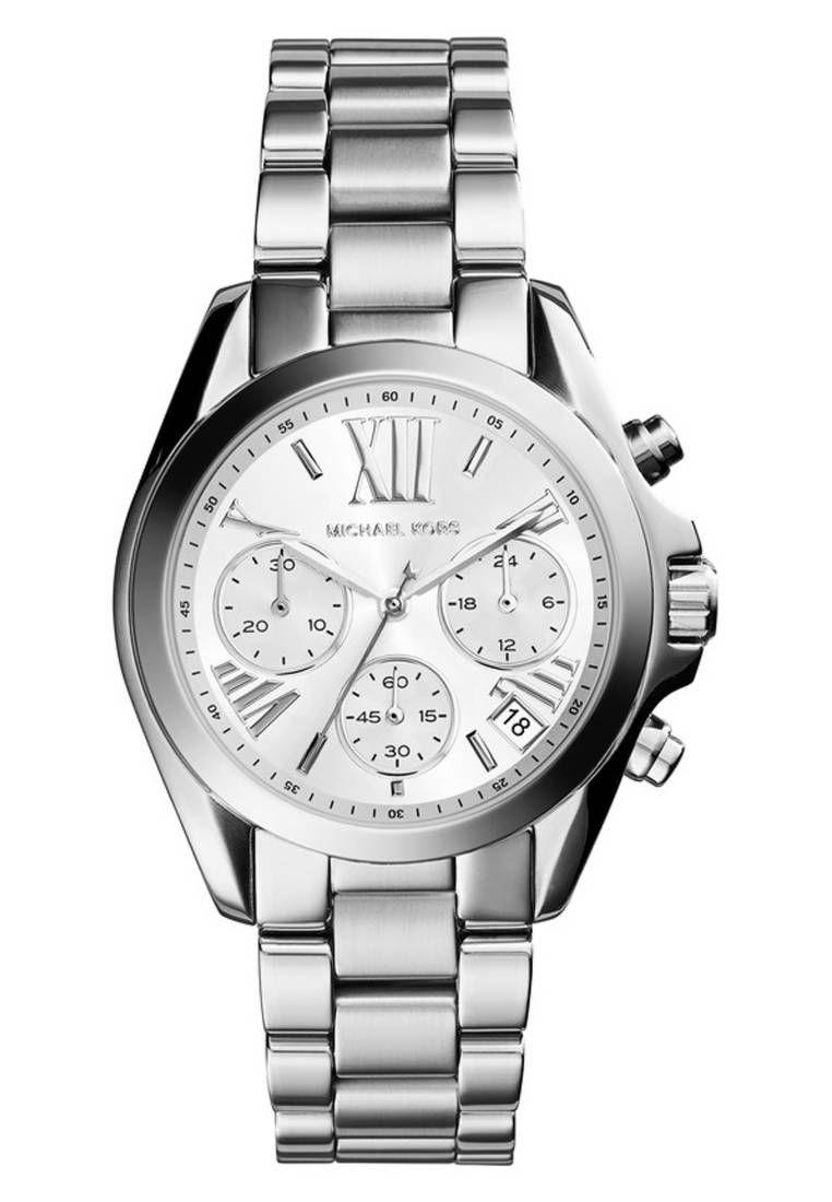 d838f20140b8 Michael Kors. BRADSHAW - Cronografo - silver-coloured. Corpo Acciaio  inossidabile.
