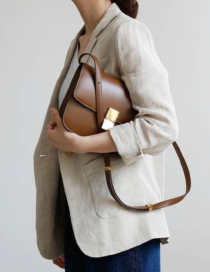 celine box bag liege camel