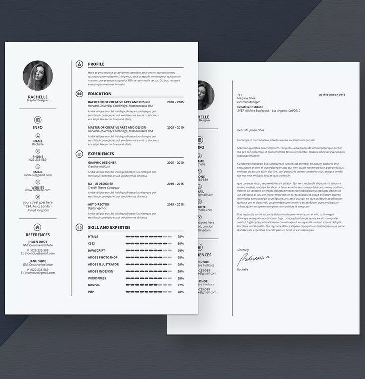 Stunning Portfolio Template For Indesign