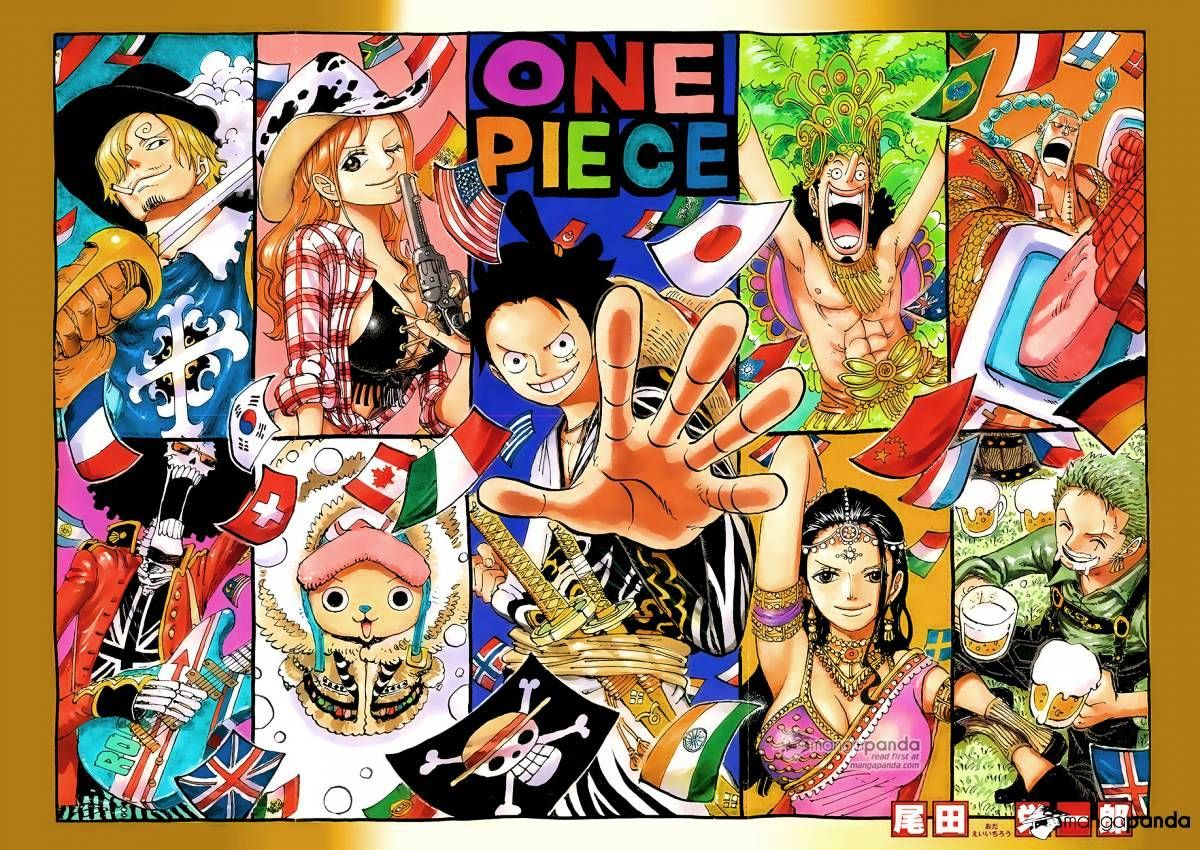One Piece 790 Read One Piece ch.790 Online For Free