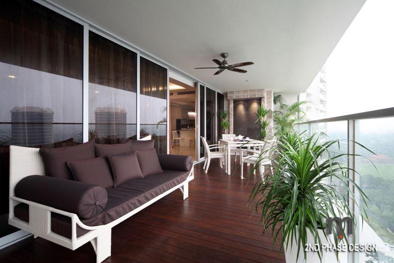 Singapore balcony google search balcony pinterest for Condo balcony ideas singapore
