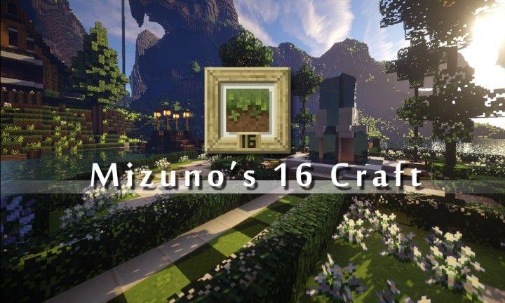 Mizuno S 16 Craft Minecraft Texture Pack Texture Packs Minecraft Mods Minecraft