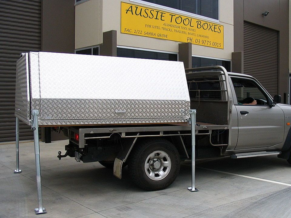 Lift Off Tray Tool Boxes Melbourne Ute canopy, Tool box