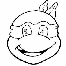 Top 25 Free Printable Ninja Turtles Coloring Pages Online Ninja
