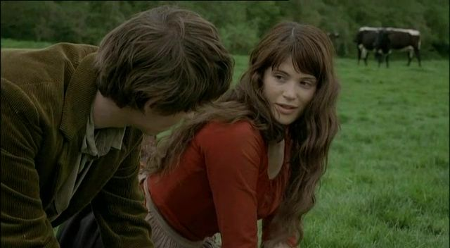 Gemma Arterton in the film 'Tess of the d'Urbervilles' (2008)