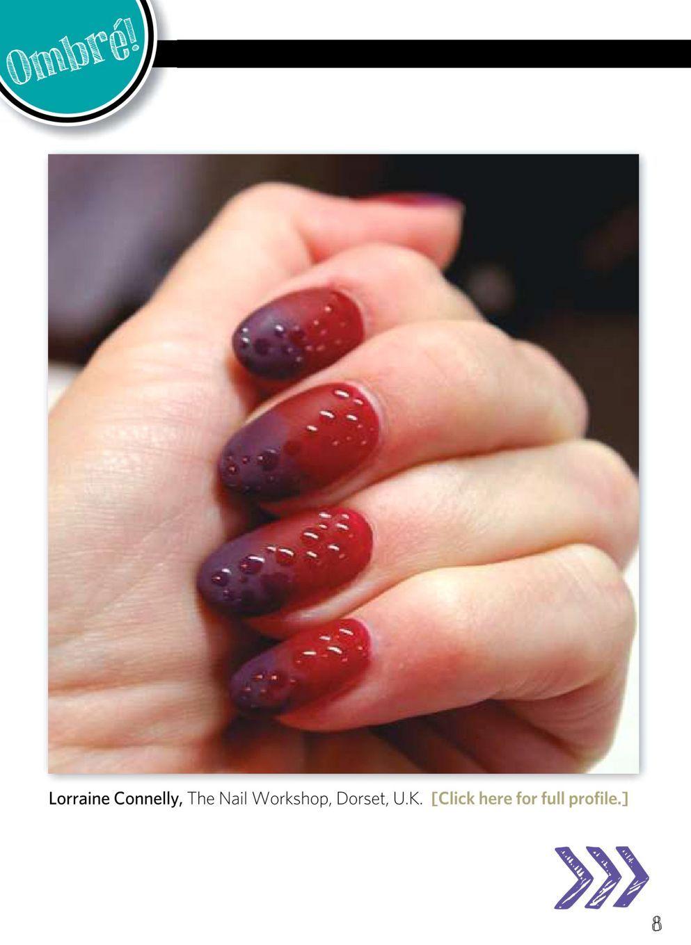 Nail Art Gallery Magazine - FEB-MAR 2013 | nails | Pinterest ...