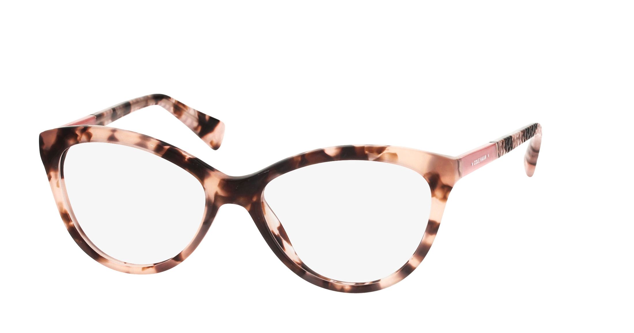 Cole Haan CH5000 Eyeglasses 260 Blush Tortoise   eyewear   Pinterest ...