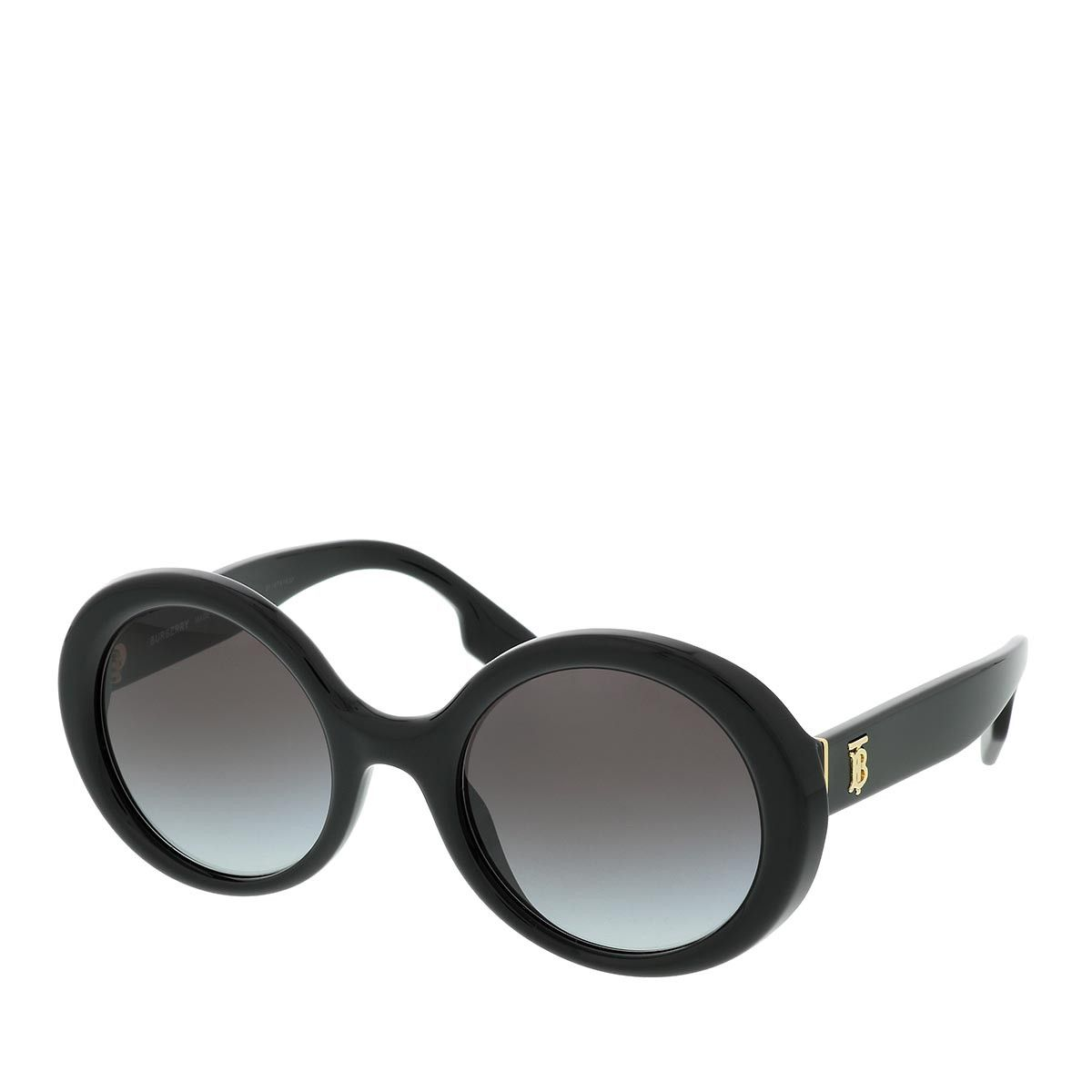 Burberry 0BE4314 30018G Woman Sunglasses Classic Reloaded Black Sonnenbrille