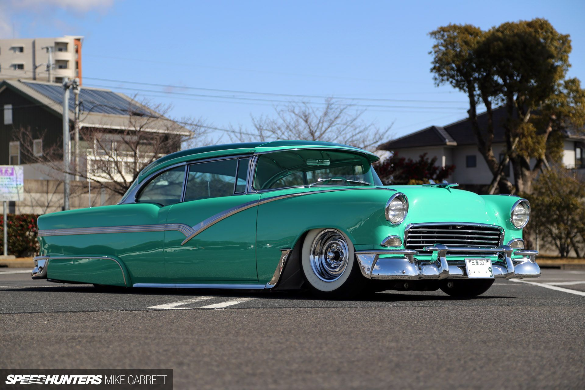 Lost In Japan Lost In The 50s Classic Cars Vintage Custom