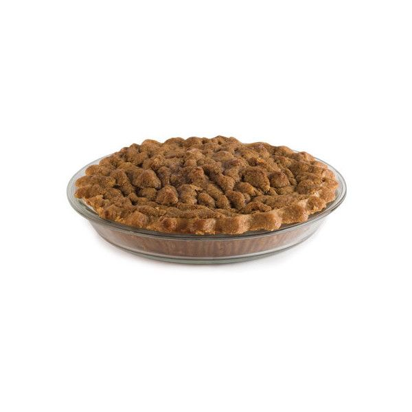 Sour Cream Apple Walnut Pie ($65) ❤ liked on Polyvore featuring home and kitchen & dining