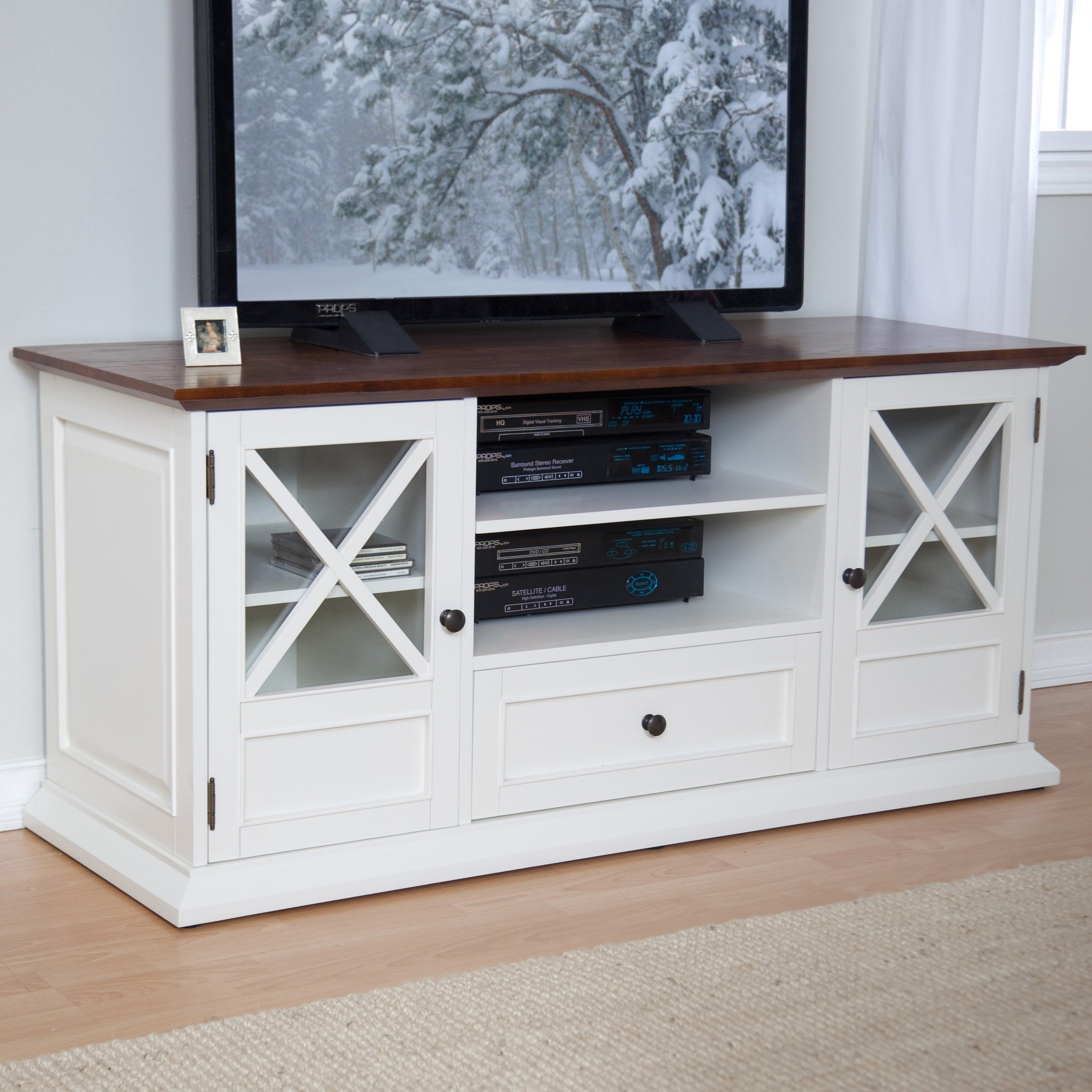 antique white corner media cabinet http betdaffaires com rh pinterest com White Corner Media Cabinet and Fireplace Antique White Cabinets with Black Countertops