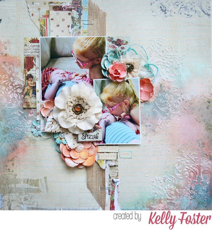 Prima created by Kelly Foster