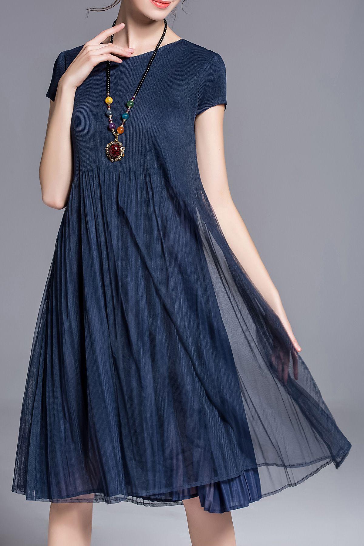 Dantel Tutkusu : Yazlık Zarif Elbise ve Bluzlar