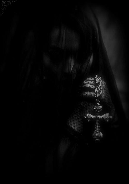 Gothic. Goth. Goth. Cross. Crosses. Dark