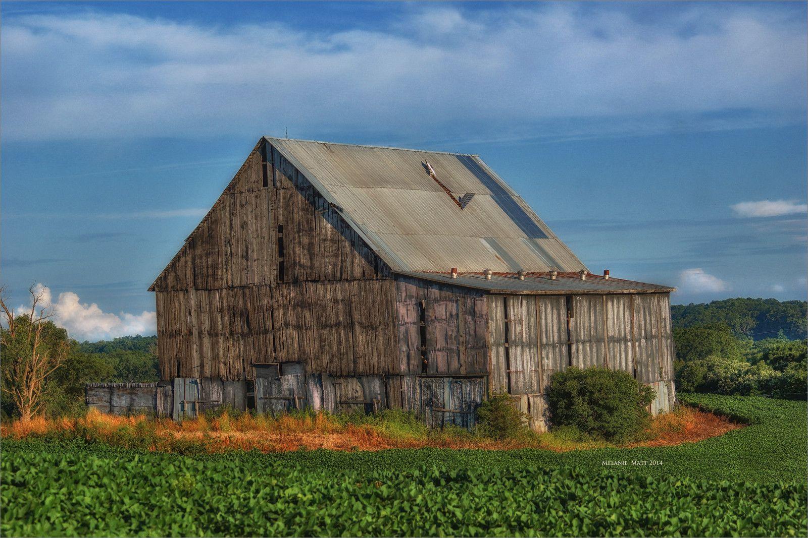 Tobacco Barn near Weston, MO