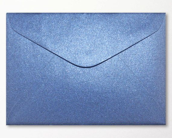 Metallic Navy Blue Envelopes C6 Envelope Pearl 4x6 Inch 114 X 162mm Suitable For 4x6 Inch Invitation Pack Of 10 Australia Blue Envelopes Custom Envelopes Metal