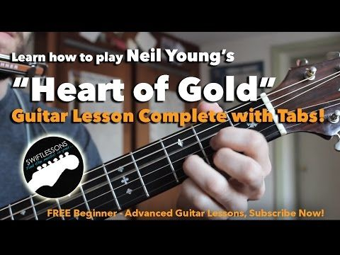 Neil Young Heart Of Gold Easy Acoustic Guitar Songs For