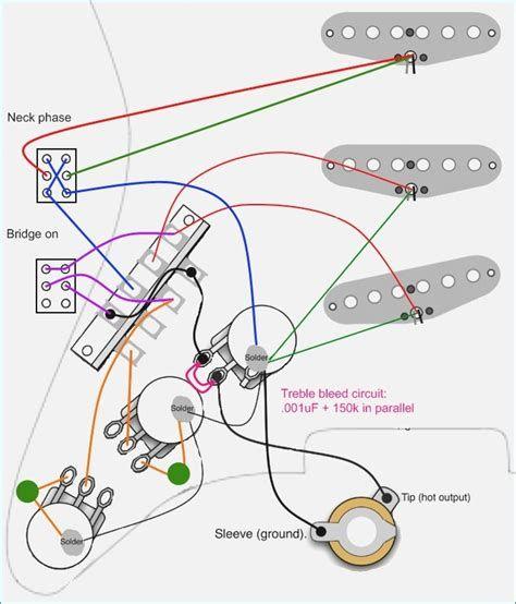 Fender Stratocaster Deluxe Wiring Diagram
