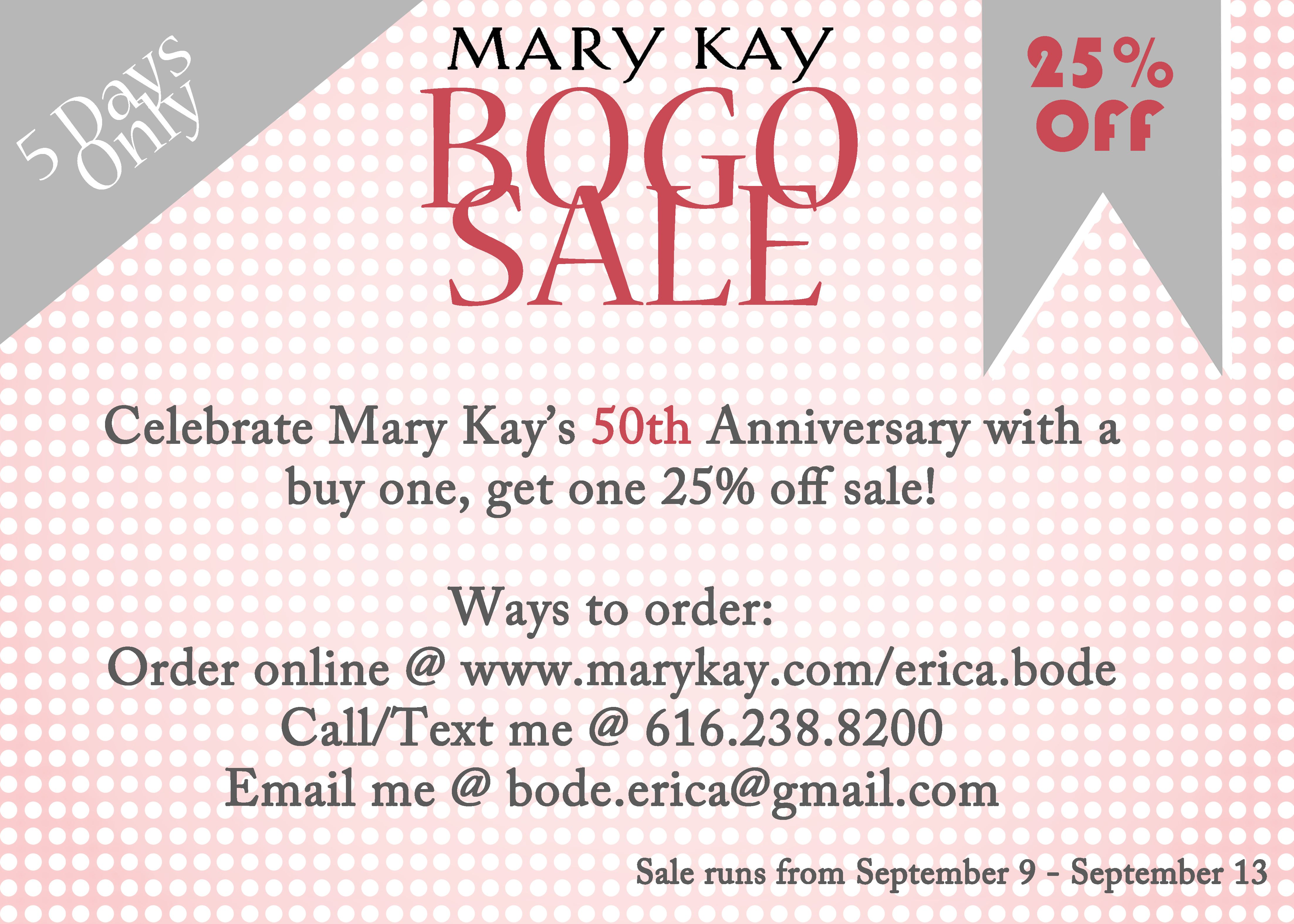 Mary kay online agreement on intouch - Mary Kay Bogo Sale Idea