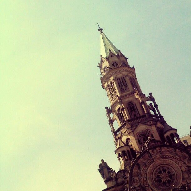 Igreja - Santa Cruz