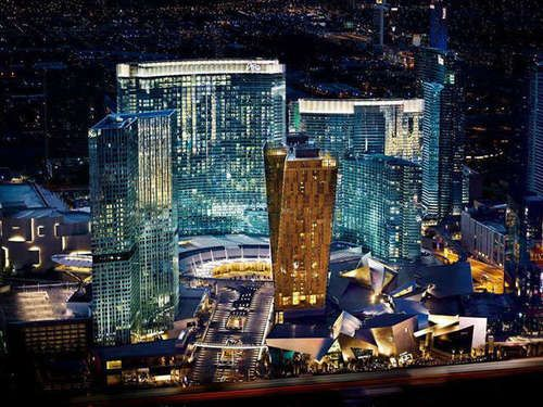 My Next Destination Aria Resort And At Citycenter In Las Vegas Nevada