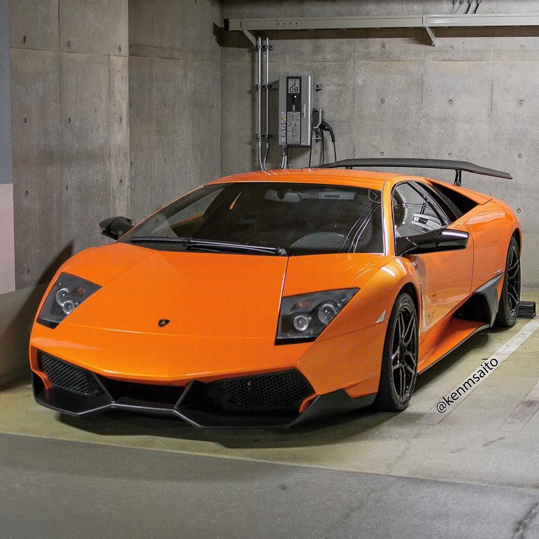 Lamborghini Murcielago: Lamborghini Murcielago SV