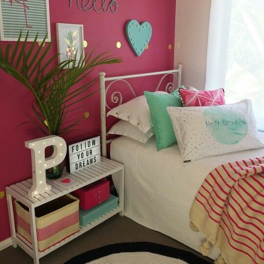 Girls Room Idea Kmart Australia Style Girl Room Decorating