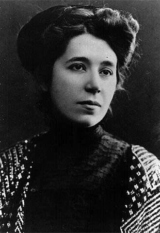 Las mujeres en el socialismo español hasta la Guerra Civil
