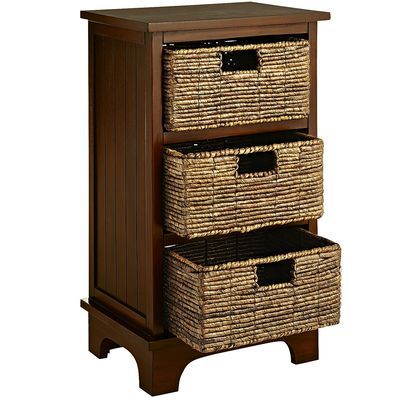 Best Holtom Chestnut Brown Single Chest Wooden Cabinets 400 x 300