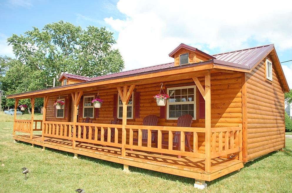 Amish House Design Home Design And Decor Ideas Tiny Log Cabins Small Log Cabin Diy Log Cabin