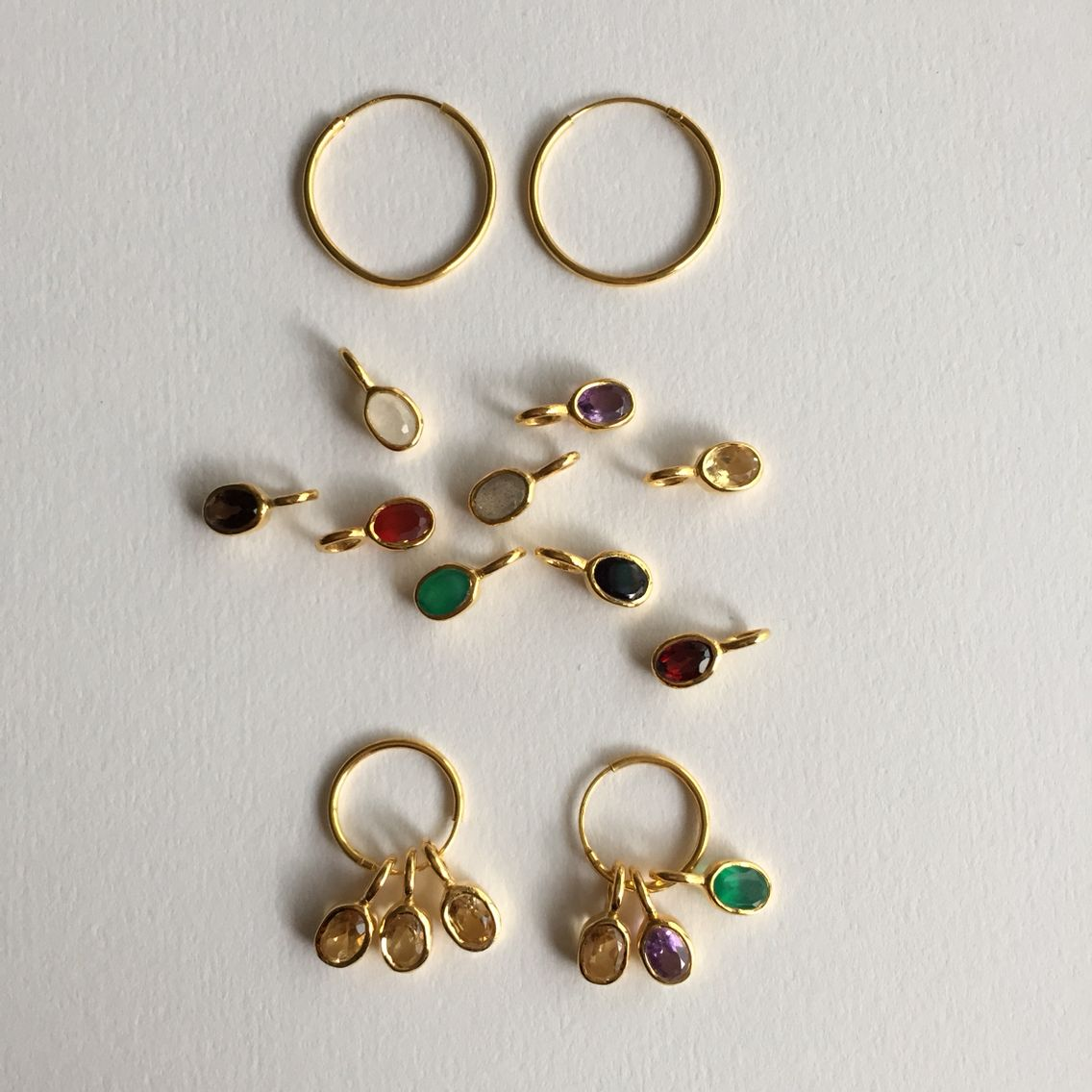 Choose Earrings Gems And Voila You Have Created Your Own Packed Full Of Favourite Svp Jewellery