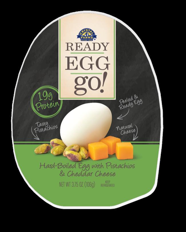 Snack Simple. Snack Eggstraordinary.