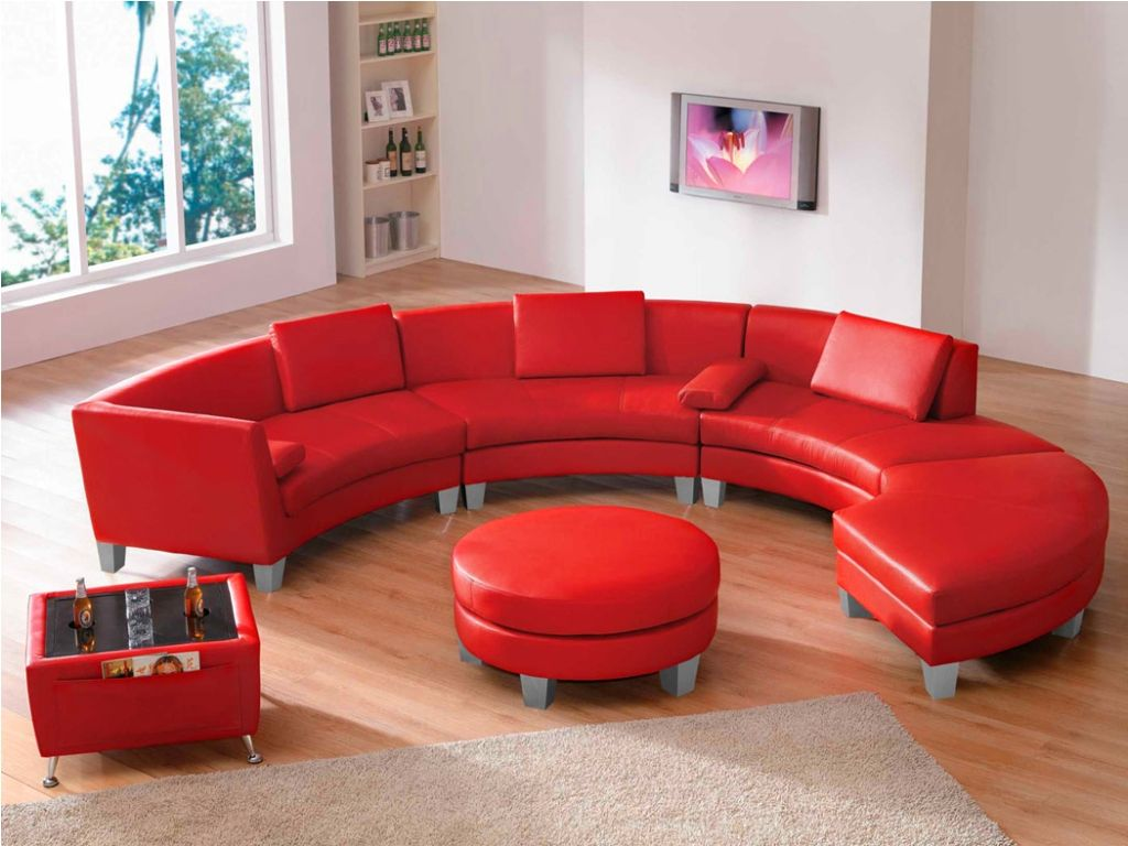 20 Unique Sofas For A Marvelous Living Room Red Sectional Sofa Red Furniture Living Room Red Leather Sofa