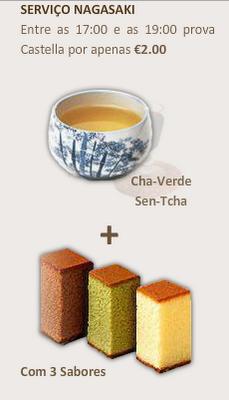 Kasutera = Pão de Castella = Pão de Ló