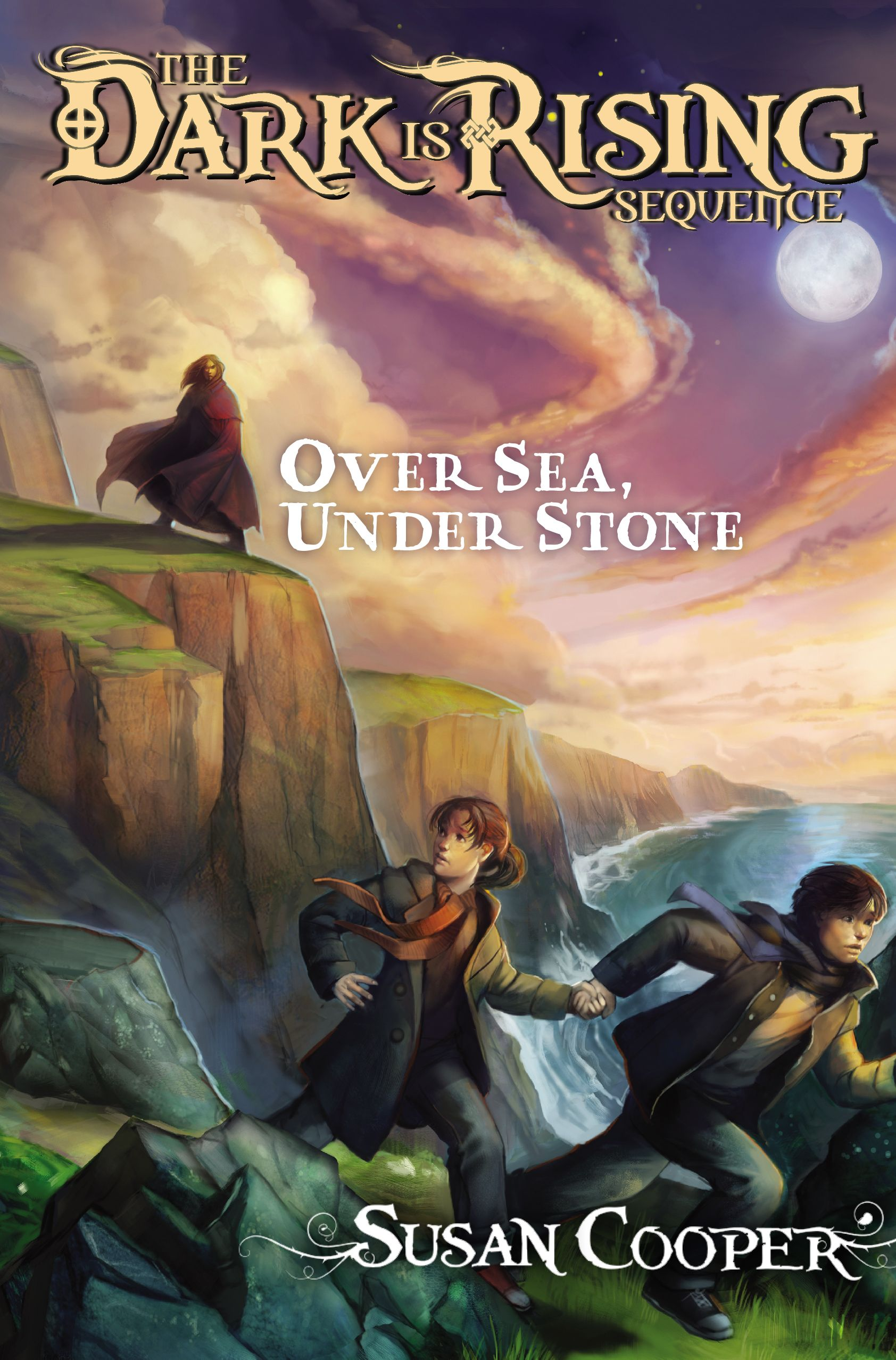 fantasy mystery books for tweens