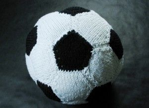 Soccer Ball Pattern Made From Hexagon And Pentagon Panels
