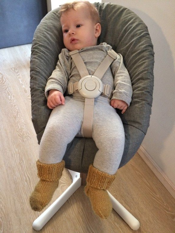 Strikkeopskrift babysokker   Gratis opskrift på baby sokker   Fuldtidsmor.dk