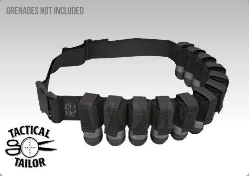 40mm 12 rd Belt BLK TA... Adrien Brody Predators Knife