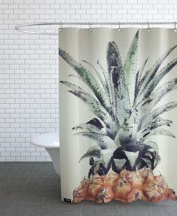 duschvorhänge - badewannenvorhänge | juniqe | ~*pineapples, Hause deko