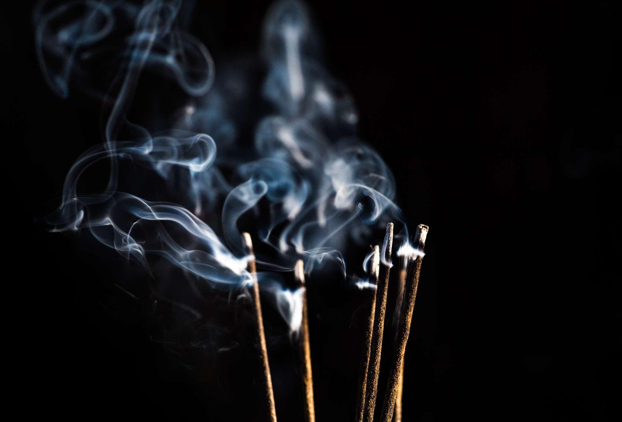 black #buddhism #burn #faith #incense #isolated #joss stick