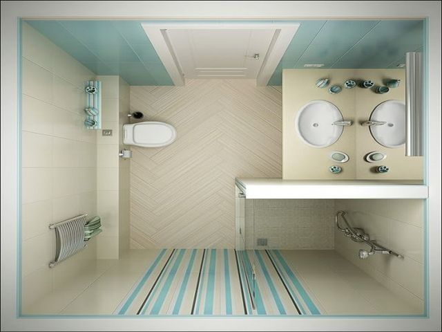 Small Bathroom Design Layout Bathrooms Pinterest Small