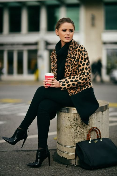 the-streetstyle:  Back in Switzerland with Fabivia kayture. I would dress like this everyday. EVERYDAY.