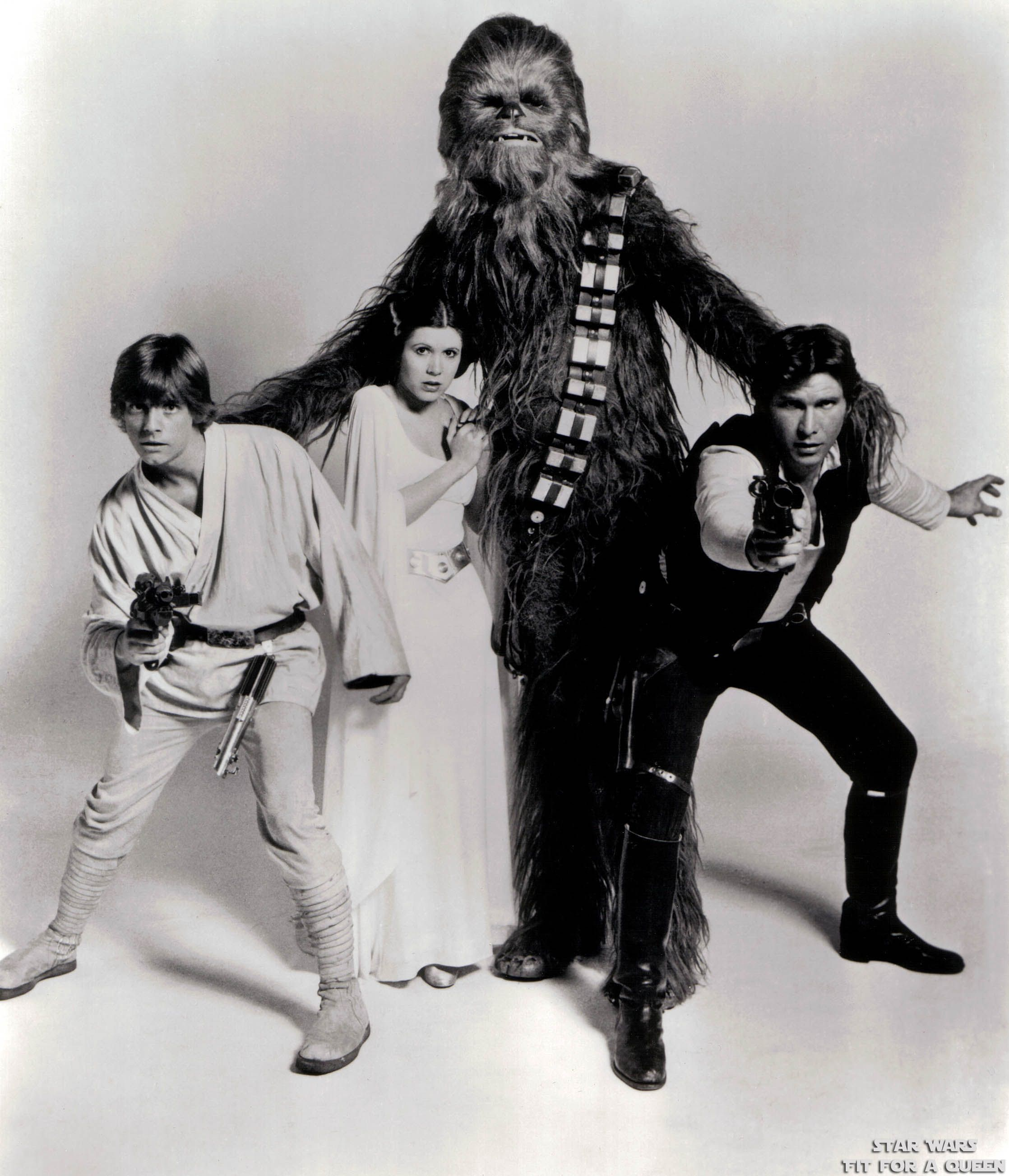 Group Star Wars Episode Iv A New Hope Star Wars Cast Star Wars Pictures Classic Star Wars