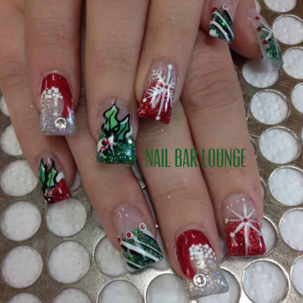 Holiday Nail Candy