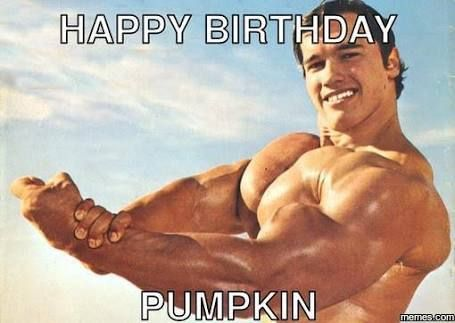 Image Result For Funny Birthday Messages Arnold Schwarzenegger