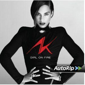 Girl On Fire: Alicia Keys